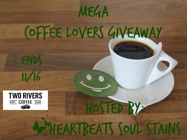 Enter the Mega Coffee Lovers Giveaway. Ends 11/16